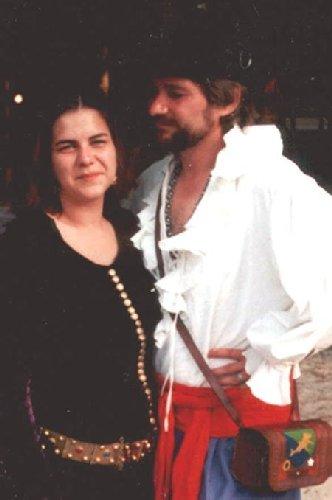 Lady Yseult de Montagu & THLord Giovanni Francisco de Valencia